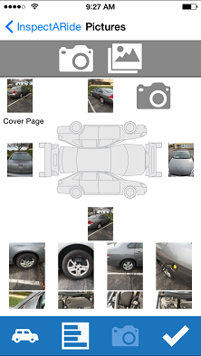 InspectARide Vehicle Inspection Software